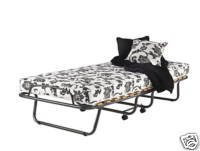 Sophia Luxury Single Guest Folding Bed/Sleep Over Bed