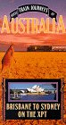 Great Train Journeys of Australia: Brisbane [VHS]