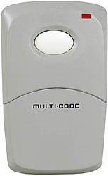 Linear 3089 Multicode 3089 Compatible Visor Remote Opener from MULTI-CODE
