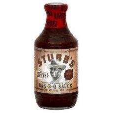 Stubbs BBQ Hickory Brbn Sauce 6X 18Oz