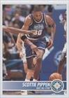 Scottie Pippen NBA All-Star Team (Basketball Card) 1994-95 NBA Hoops [???] #233