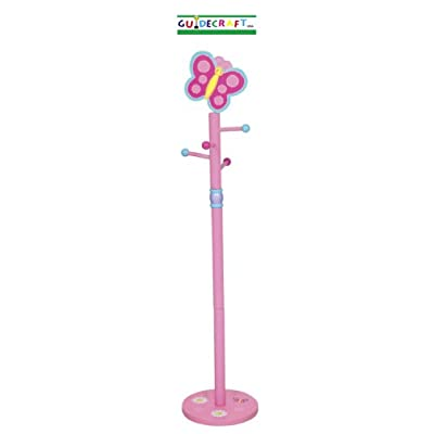 Child Butterfly Coat Stand