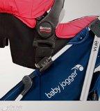 Baby Jogger Car Seat Adapter for Britax/Bob, Black