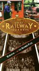 Karachi to Khyber Pass (Great Railway Journeys) [VHS]