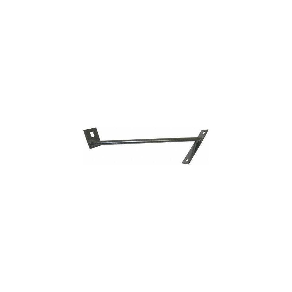 67 68 FORD MUSTANG FRONT BUMPER BRACKET LH (DRIVER SIDE), Outer To Inner Arm (1967 67 1968 68) F00013110 C7ZZ17755A