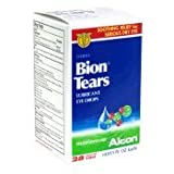 Bion Tears Lubricant Eye Drops, Single-Use Vials 28 ea