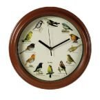 Horloge oiseaux