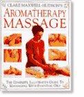 Aromatherapy Massage, Maxwell-Hudson, Clare