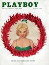 Playboy December 1956