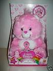 Care Bears LIMITED EDITION Pink Power Bear