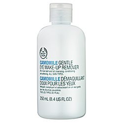The Body Shop Camomile Gentle Eye Makeup Remover Regular, 8.4-Fluid Ounce from The Body Shop