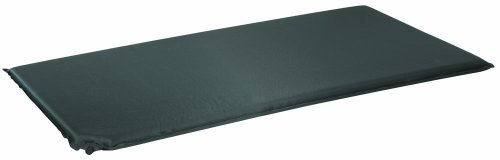 Stansport Self-Inflating Air Mattress, Forest Green (25- X 72- X