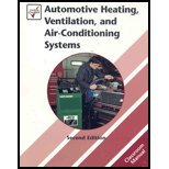 Automotive Heating, Ventilation, and Air-Conditioning Systems Classroom Manural