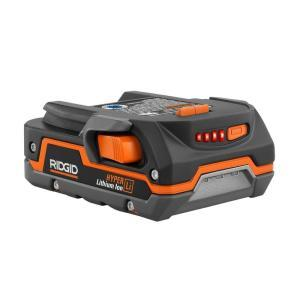 RIGID Ridgid AC840085 Hyper Lithium Ion 1.5 Ah Compact Battery Pack # 130183001 at Sears.com