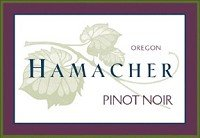 Hamacher Pinot Noir Willamette Valley 2008 375Ml