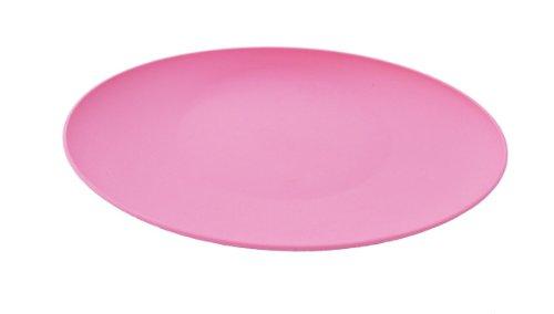 Zoë b Organic Fantastic Anti-Plastic Plates pink