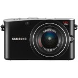 21HXKyWYOML. SL160  Samsung NX1000 Black ~ 20.3MP Digital Camera with 20 50mm Lens