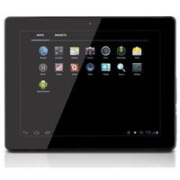 Coby Kyros 9.7-Inch Android 4.0 8 GB Internet Tablet 4:3 Capacitive Multi-Touchscreen with Built-In Camera, Sooty MID9740-8