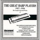 Great Harp Players 1927-1936