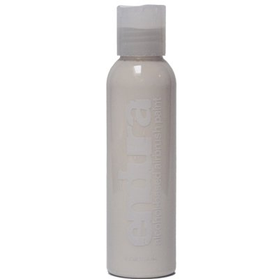 4 oz White Endura Ink Alcohol Based Airbrush Makeup