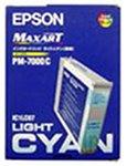 EPSON IC1LC073P インクカートリッジ ライトシアン3個パック(PM-7000C用)