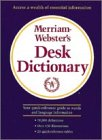 img - for Merriam-Webster's Desk Dictionary book / textbook / text book