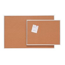 SPR19763 Cork Board, 2x1-1/2, Aluminum Frame - Buy SPR19763 Cork Board, 2x1-1/2, Aluminum Frame - Purchase SPR19763 Cork Board, 2x1-1/2, Aluminum Frame (Sparco, Office Products, Categories, Office & School Supplies, Presentation Supplies, Presentation & Display Boards, Bulletin Boards)