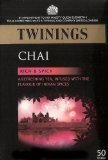 Twinings Chai (Sweet & Spicy) 50 Tea Bags