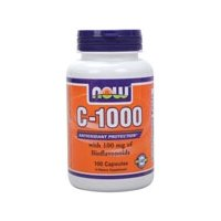 C-1000 w/Bioflavonoids 100 Capsules