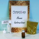 Amerikan Body Art Basic Henna Kit