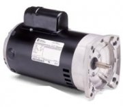 Dyna Tech C1247 2-Horsepower Up-Rated Square Flange Replacement Motor