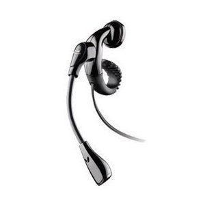 Plantronics Flex Boom Headset By Verizon (Bulk Packaging) - Compatible With 3.5Mm And 2.5Mm Phones