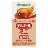 高エネルギー&バランス栄養食(液体タイプ) テルミール ミニ 125ml×12本 (麦茶)