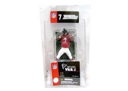 McFarlane NFL 3 Inch Michael Vick 2 (Red Jersey) - 1
