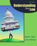 img - for Understanding the Law 1st (first) edition book / textbook / text book
