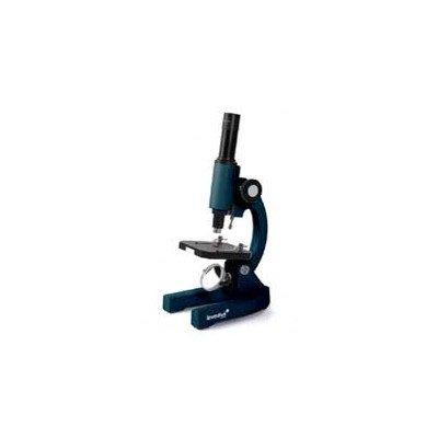 Levenhuk 3S Ng Microscope Monocular 200X Mirror Illumination Experimental Kit Included
