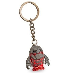 LEGO Red Rock Monster Power Miners Key Chain 852506 - 1