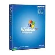 Windows XP Professional English Disk Kit MVL CD w/SP1