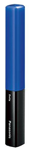 パナソニック 電動歯ブラシ ポケットドルツ 歯間ケア対応モデル 青 EW-DS29-A