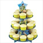 1 X Disney Toy Story Party Supplies Cupcake Treat Stand
