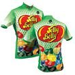 Jelly Belly Green Cycling Jersey - Youth - L bag (Gourmet,Jelly Belly jelly beans,Gourmet Food,Candy,Jelly Beans)