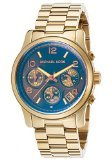 Michael Kors MK5940 38mm Gold Steel Bracelet & Case Mineral Women's Watch