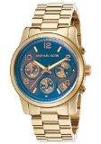 Michael Kors MK5940 38mm Gold Steel Bracelet & Case Mineral Women's Watch
