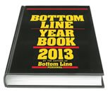 img - for Bottom Line Yearbook 2013 (Bottom Line Personal) book / textbook / text book
