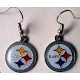 NFL - Pittsburgh Steelers Earrings at SteelerMania