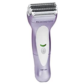Remington Smooth and Silky Rechargeable Women's Shaver - WDF3500