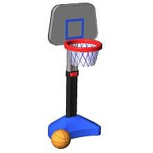 American Plastic Toys Jump N Slam Basketball Set