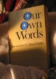 img - for Our Own Words by Mary Helen Dohan (1975-04-30) book / textbook / text book