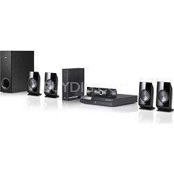 LG BH6820SW 1000W 3D Blu-ray Home Theater System