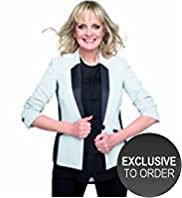 Twiggy for M&S Woman Tuxedo Jacket